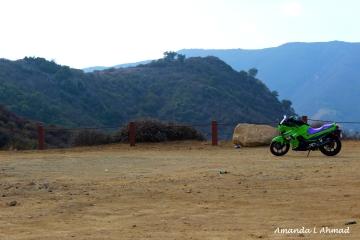 """Just me and the Ninja"" Southern California, 2013"